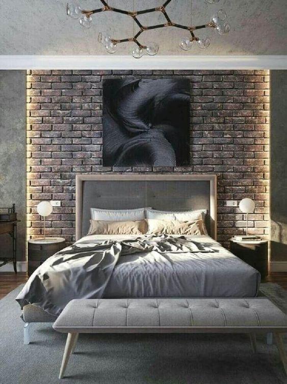 industrial bedroom ideas 22