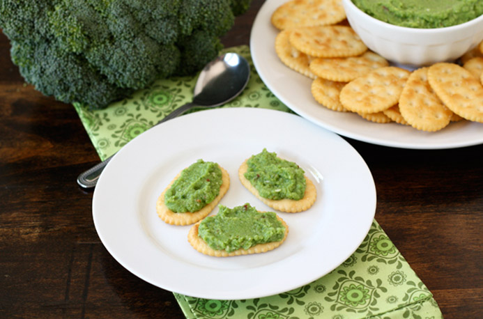 Image result for spicy broccoli spread