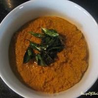 ಈರುಳ್ಳಿ ಗೊಜ್ಜು/Onion Chutney