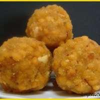 ಬೂಂದಿ ಲಾಡು/Bhoondi Laddu