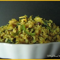 Methi-Paneer Rice and FAHC