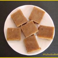 ರಾಗಿ ಮಣ್ಣಿ/Finger Millet Halwa