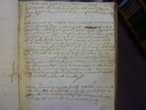 Social Networks and the spread of medical remedies in early modern Britain:  (2/2)
