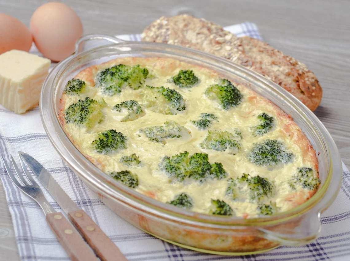 Broccoli & Cheese Casserole Recipe | Recipes.net