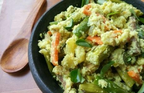 Kerala Avial -Kerala Sadya Style Avial or Aviyal Recipe – Yummy Recipes