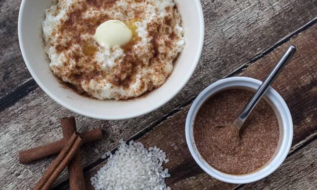 Rice Pudding (Risengrød)