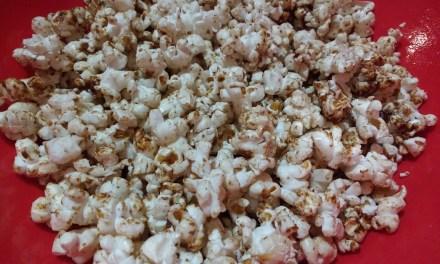 Apple Pie Popcorn