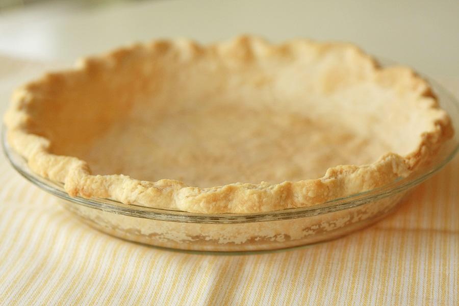 Grandma Jamison's Pie Crust