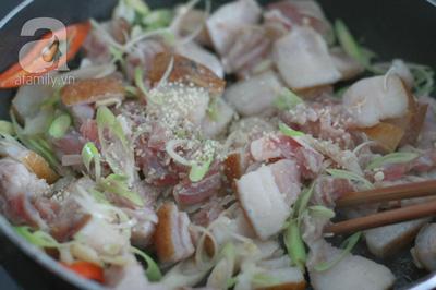 Thịt heo xào sả ớt cho bữa tối đưa cơm 12