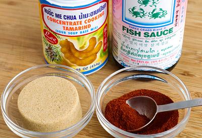Phở xào chua ngọt theo công thức đơn giản dễ ghiền 2