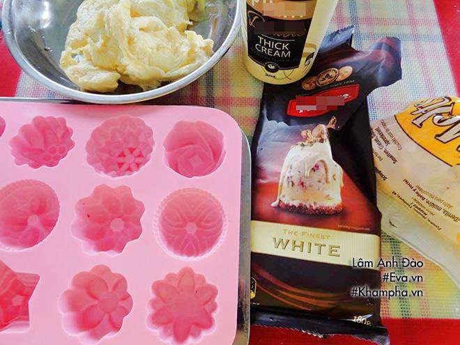 Tự làm kem sầu riêng chocolate tuyệt ngon thưởng cho con nghỉ hè - 1