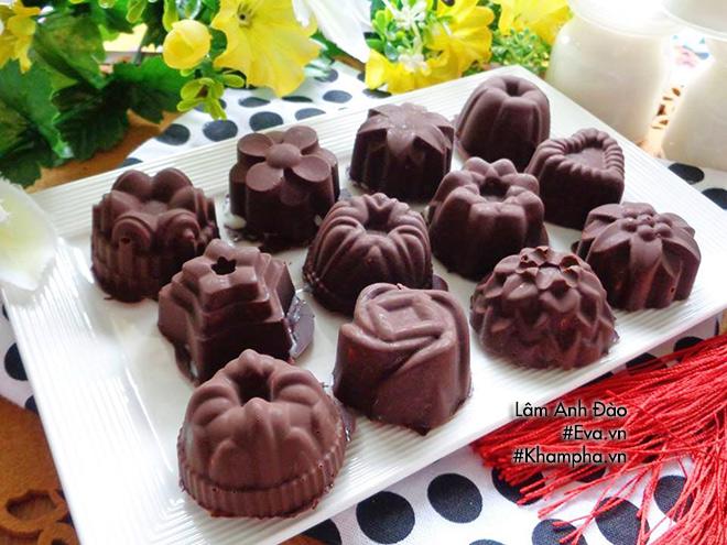 Tự làm kem sầu riêng chocolate tuyệt ngon thưởng cho con nghỉ hè - 13