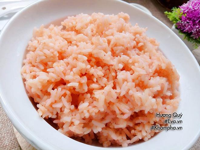 Cách làm món cơm chiên cá mặn cực ngon - 2