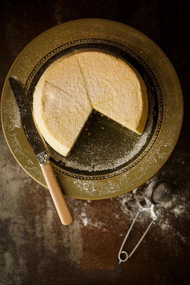 Dùng bột gạo làm bánh gato ăn vừa xốp vừa mềm - Ảnh 7.
