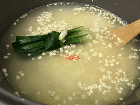 Cách nấu chè bắp nước cốt dừa thơm béo 2