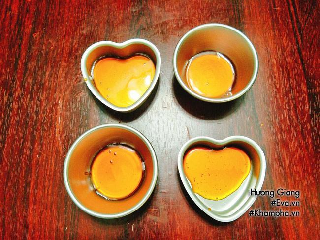 Bánh flan vị cà phê mềm mịn, ngon mát đầy mời gọi - 3