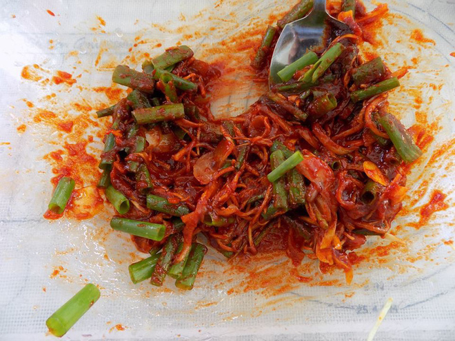Cách làm kim chi cải thảo cà rốt thuần Việt giòn ngon - Ảnh 5.