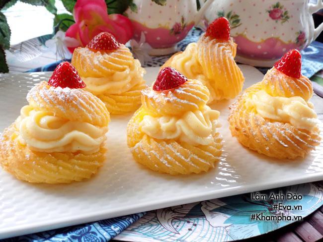 Cách làm bánh su kem đơn giản lại ngon mát đảm bảo ai ăn cũng thích - 13