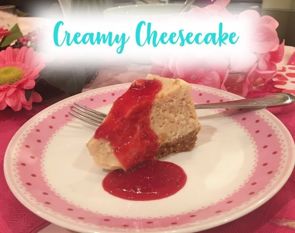 Creamy Cheesecake in the instant pot