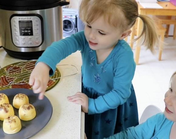 """""""Starbucks Sous Vide"""" Egg Bites (Instant Pot)    Recipe Test"""