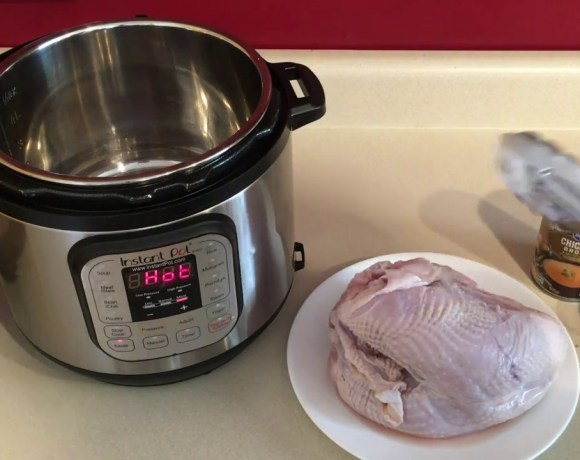 INSTANT POT- Turkey Breast