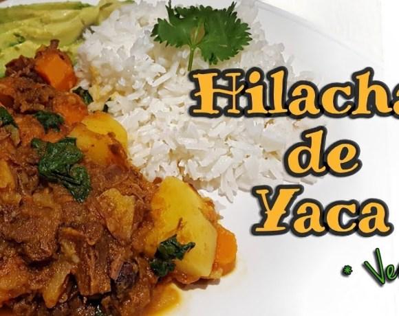HILACHAS DE YACA (JACKFRUIT) - *VEGAN* Recipe