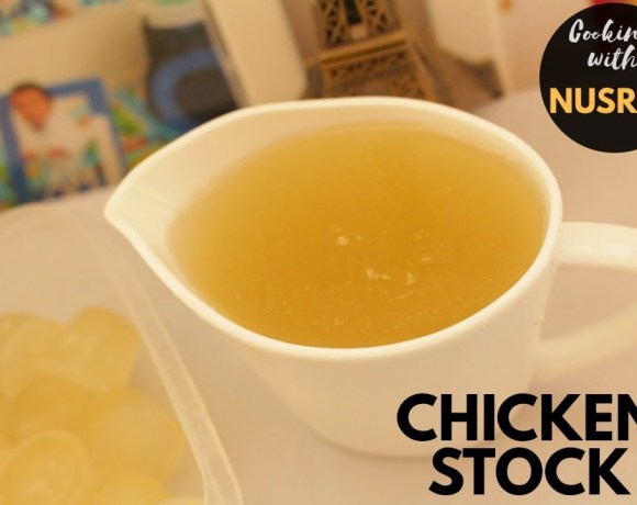 চিকেন স্টক রেসিপি।। Healthy Chicken stock recipe ll Chicken stock for baby