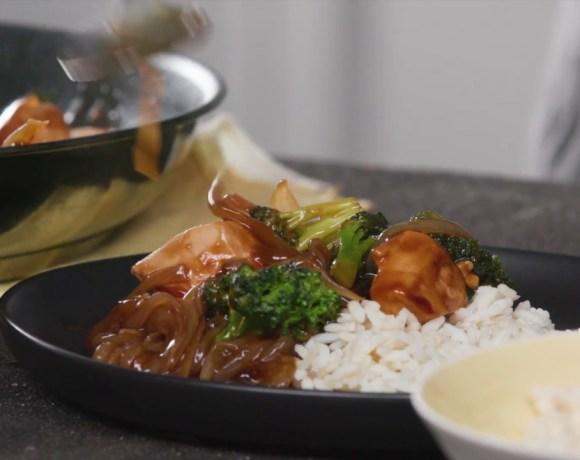 How to Make Broccoli and Chicken Stir-Fry | Dinner Recipes | Allrecipes.com