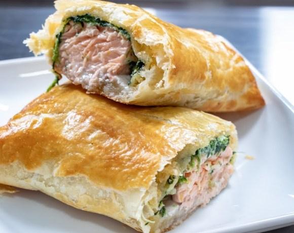 Easy Salmon En Croute Recipe