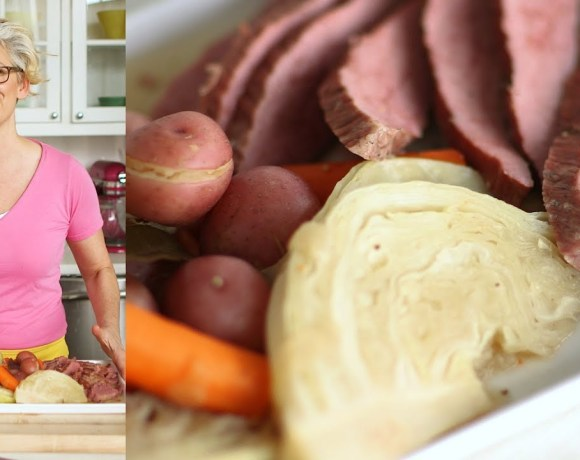 Instant Pot Corned Beef and Cabbage- Everyday Food with Sarah Carey