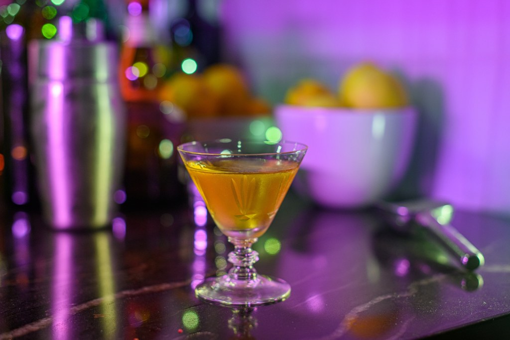 Leap Year Cocktail recipe