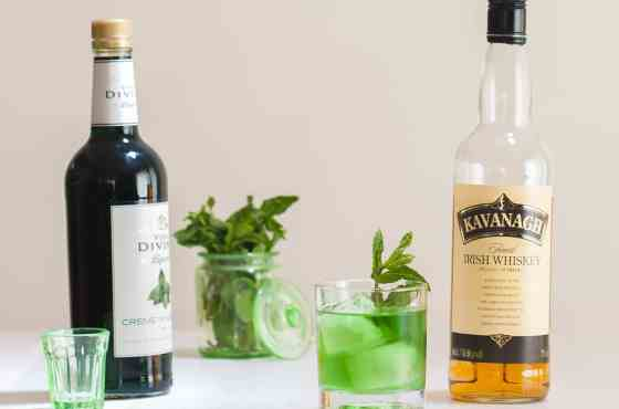 12 Classy St. Patrick's Day Cocktail Recipes