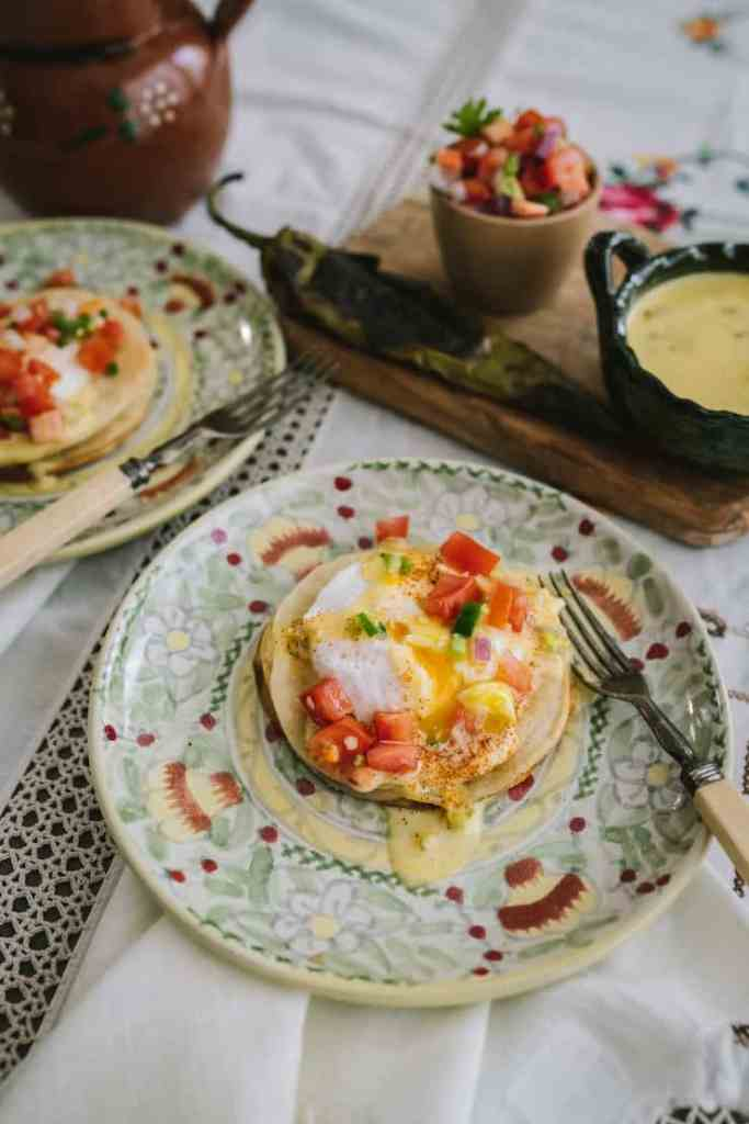 Chile Verde Benny recipe