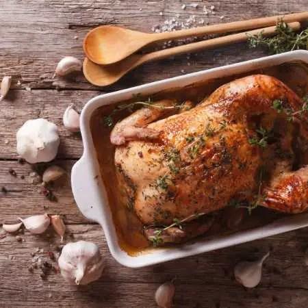 whole chicken recipe