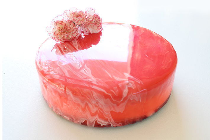 Pink  S Cake Thermomix