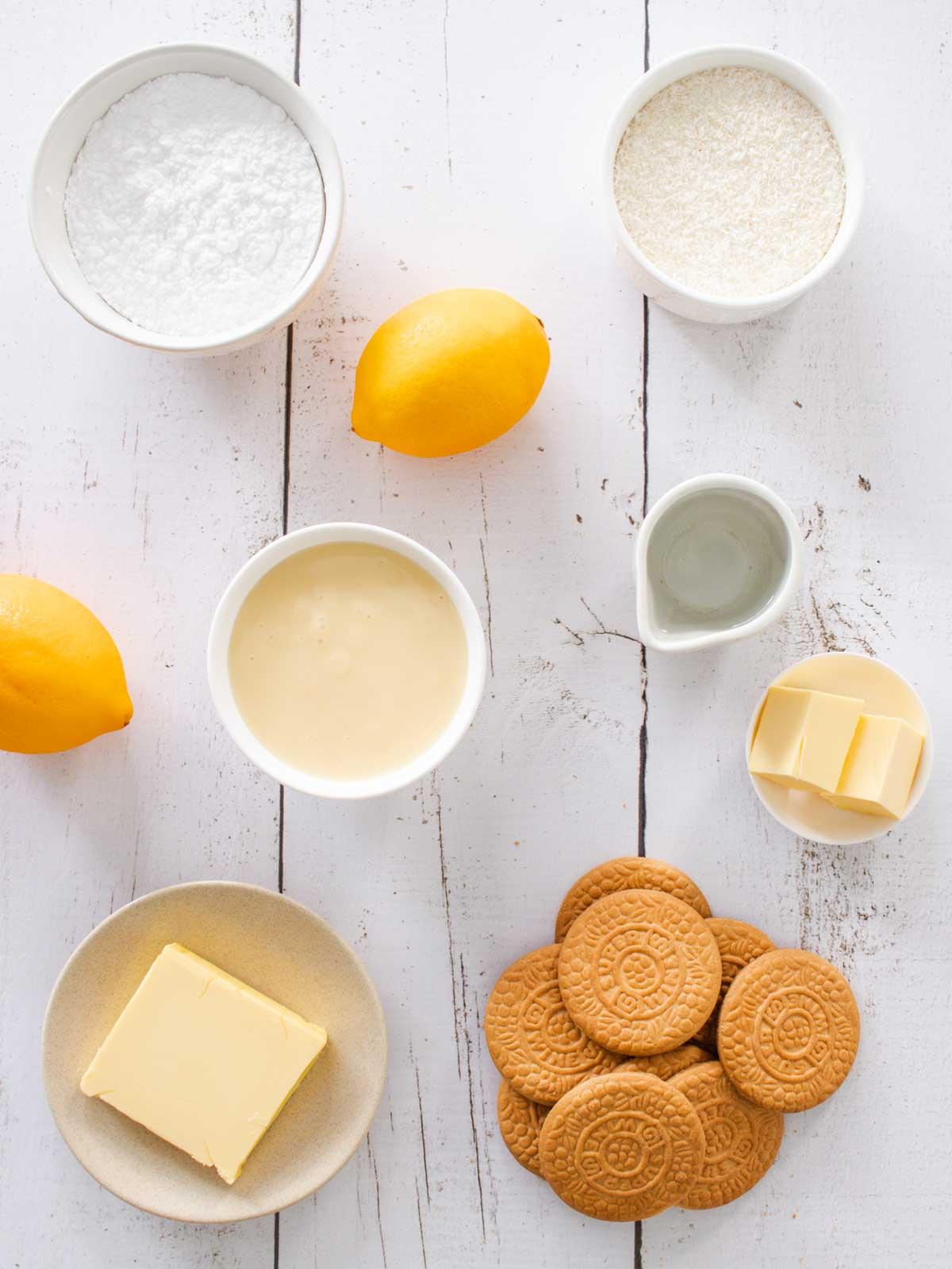Lemon Slice Ingredients