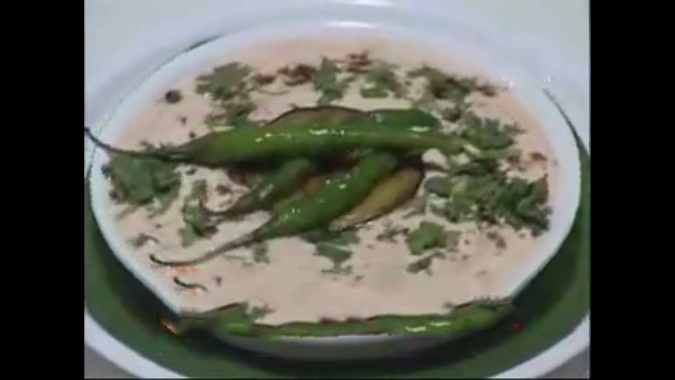 Begun Dohi – Eggplants with Curd