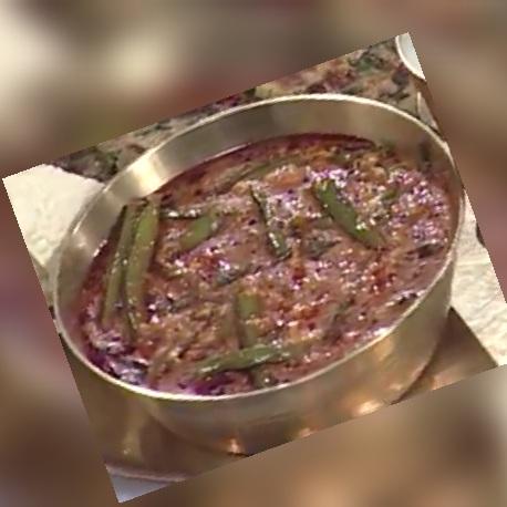 Dahi wali Gavar fali – Curded Cluster Beans