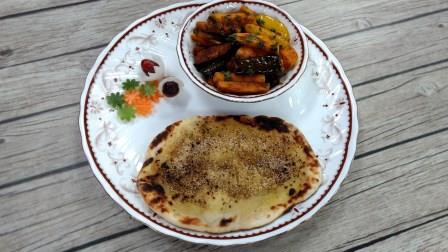 Kashmiri Roti