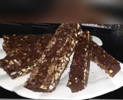 Yummy Chocolate Bar – Chikki Chocolate Bar
