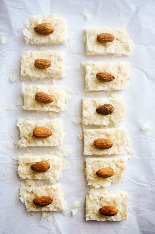 Almond Joy Fat Bombs