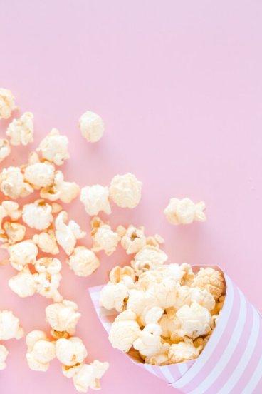 Get Social - Michelle B - popcorn
