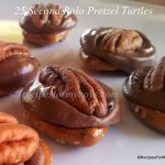 Read more about the article 25 Second Rolo Pretzel Turtles