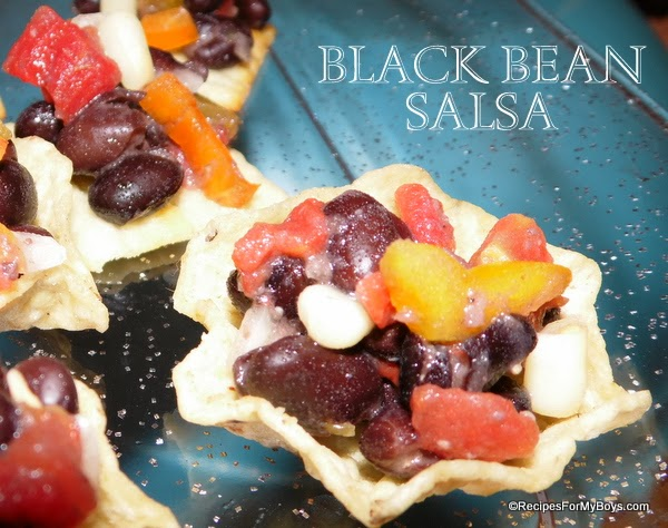 You are currently viewing Black Bean Salsa