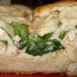 Read more about the article Chicken and Spinach Alfredo Bread