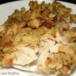 Chicken and Stuffing in Crock-Pot
