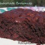 Read more about the article Deep Four Chocolate Brownies