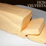 Homemade Velveeta Cheese