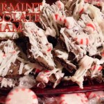 Peppermint Chocolate Graham Bark