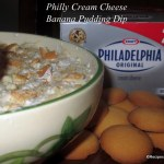 Philly Cream Cheese Banana Pudding Dip